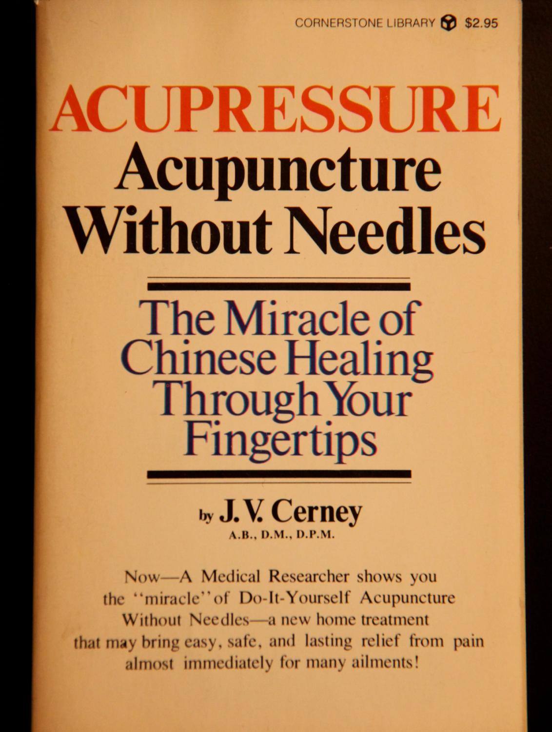 Acupressure acupuncture without needles abebooks solutioingenieria Choice Image