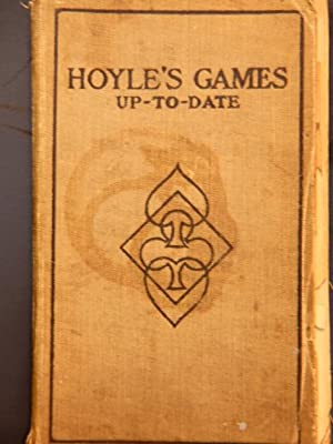 Hoyle's Games Up-To-Date: ELWELL, Professor (editor)