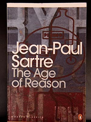 Modern Classics Age Of Reason (Penguin Modern: Sartre, Jean Paul