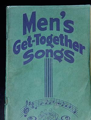 Men's Get Together Songs : All the: Ellen Jane (compiler,