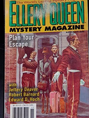 Ellery Queen Mystery Magazine: November 2002: Janet Hutchings (Editor);