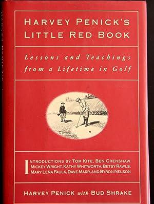 harvey penicks little red book