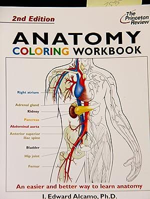 9780375763427: Anatomy Coloring Workbook, Second Edition (Bk. 2 ...
