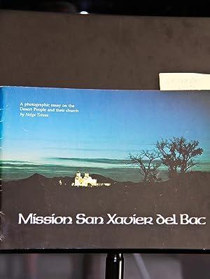 Mission San Xavier Del Bac : A: Tiewes, Helga ;