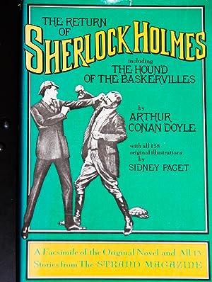 Return Of Sherlock Holmes Including the Hound: Arthur Conan Doyle
