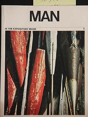 Man in the Expository Mode: Book 3: SOLOTAROFF, Sarah; ZWEIGLER,