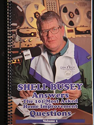 Shell Busey Answers the 101 Most Asked: Busey, Shell
