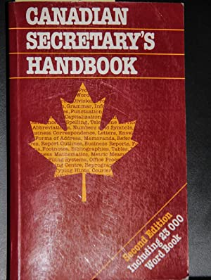 Canadian Secretary's Handbook