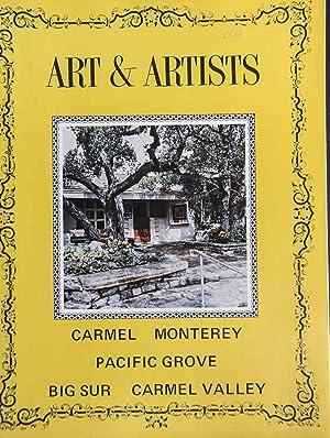 Art & Artists: Carmel, Monterey, Pacific Grove,: Lee; Cunningham, John;