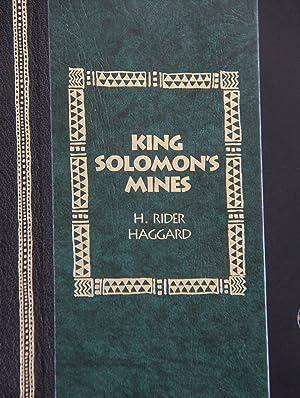 King Solomon's Mines (World's Best Reading): H. Rider Haggard