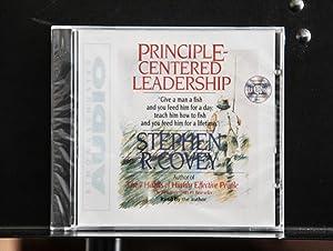 Principle Centered Leadership: Stephen R. Covey