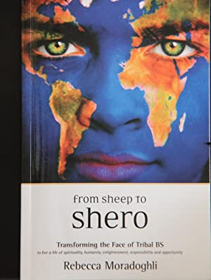 """FROM SHEEP TO SHERO """"Transforming the Face: Rebecca Moradoghil"""