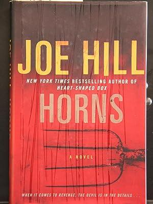 Horns: A Novel: Joe Hill