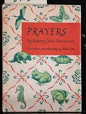 Prayers Written at Vailima: Robert Louis Stevenson