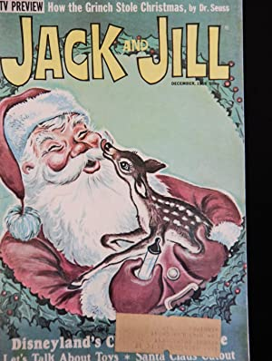 JACK AND JILL-DECEMBER 1966-How The Grinch Stole: Moffitt-Editor
