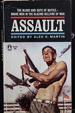 Assault: Martin, Alex K.-Editor