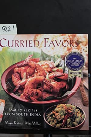 curried favors family recipes from south india