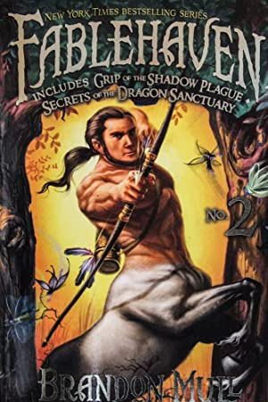 Fablehaven No. 2: Grip of the Shadow: Brandon Mull