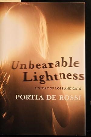 Portia De Rossi Book Unbearable Lightness