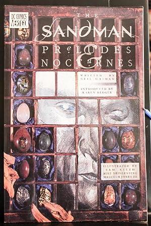 Preludes & Nocturnes (Sandman, Vol. 1) (Sandman: Neil Gaiman; DC