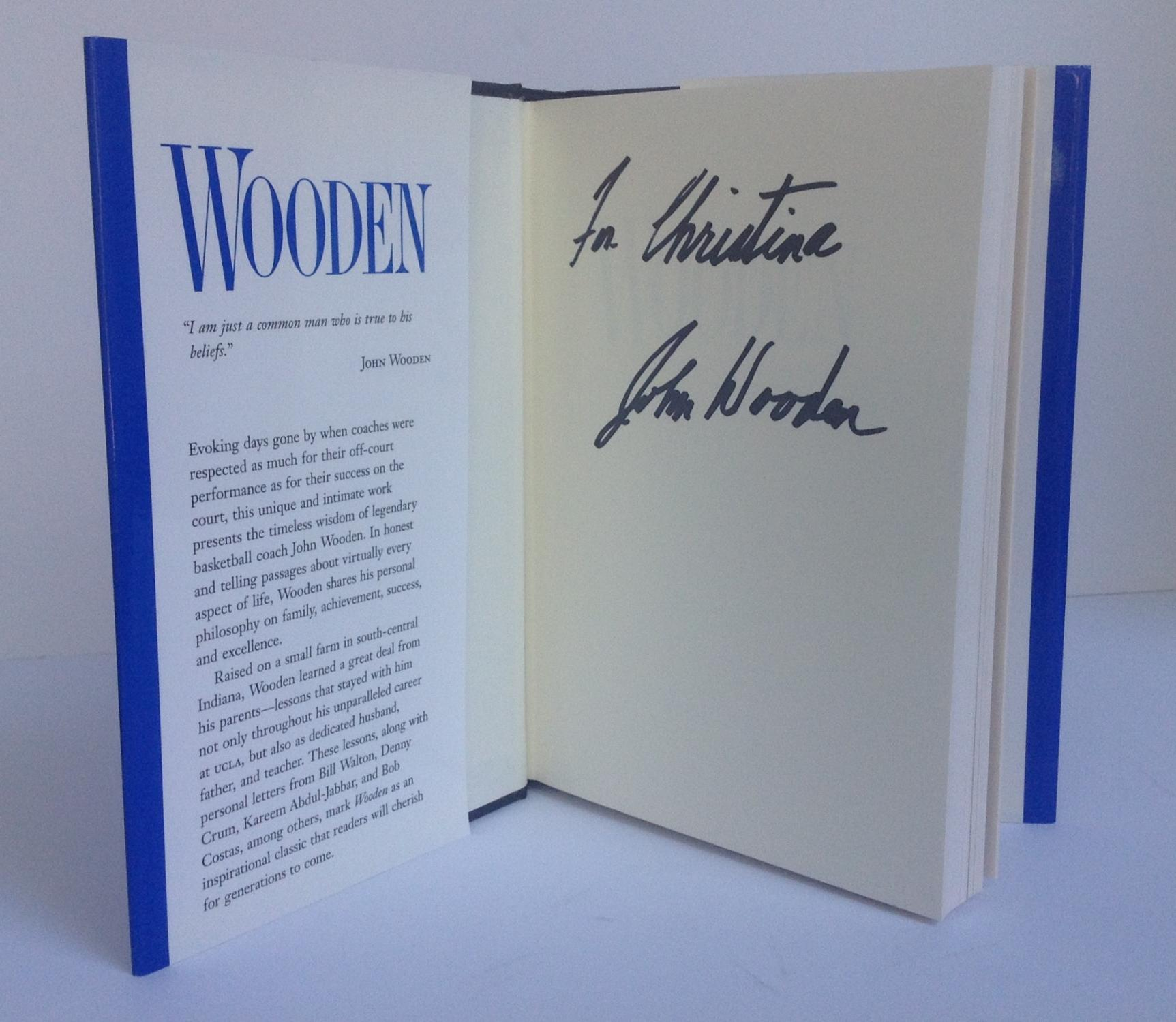 john wooden philosophy