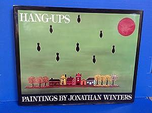 Hang-Ups: Paintings by Jonathan Winters: Winters, Jonathan