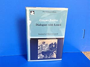 Dialogues With Leuco: Pavese, Cesare;Arrowsmith, William