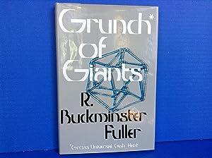 Grunch of Giants: Fuller, Buckminster R.
