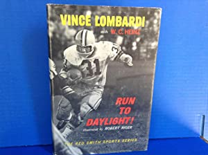 Run To Daylight!: Vince Lombardi (Buzzie