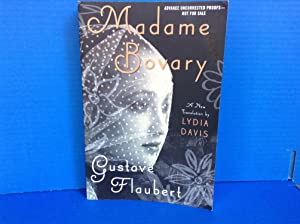 Madame Bovary: Flaubert, Gustave (Lydia