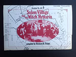 Salem Village and the witch hysteria (Jackdaw: Trask, Richard B.