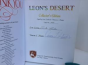Leon's Desert: Duncan Hunter (Leon Lesicka)