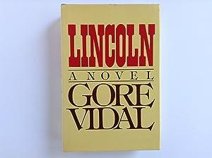Lincoln: A Novel: Vidal, Gore