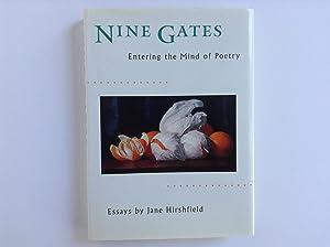 Nine Gates: Entering the Mind of Poetry: Hirshfield, Jane