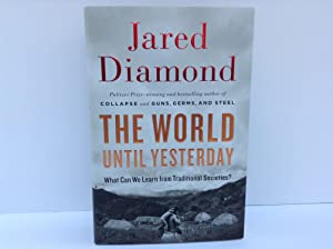 The World Until Yesterday: What Can We: Diamond, Jared