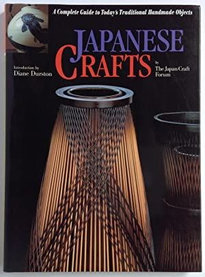 Japanese Crafts: A Complete Guide to Today's: Japan, Craft Forum