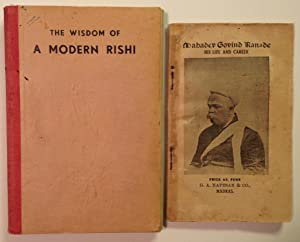 The Wisdom of a Modern Rishi (Writings: Ranade, Mahadev Govind