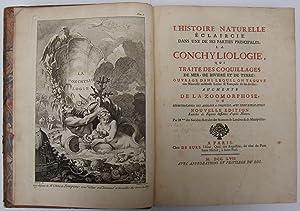 L'histoire naturelle éclaircie dans une de ses: DEZALLIER D'ARGENVILLE, A.J.