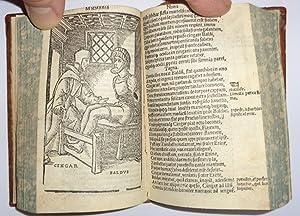 OPUS MERLINI COCAII Poete Mantuani Macaronicorum ,: FOLENGO THEOPHILI
