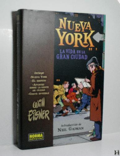 NUEVA YORK LA VIDA EN LA GRAN CIUDAD - EISNER Will