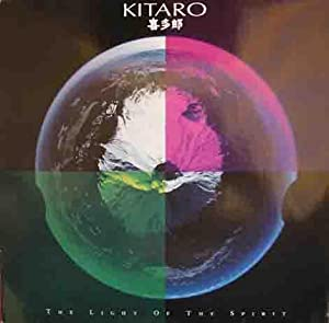 Disco Vinilo - Old vinyl .- KITARO The light of the Spirit
