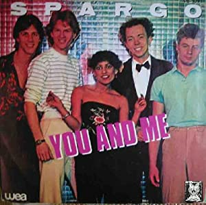 Antiguo vinilo Single - Old Vinyl Single .- SPARGO You And me.