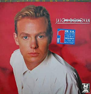 Disco Vinilo Antiguo - Old Vinyl : JASON DONOVAN; TEN GOOD REASONS.