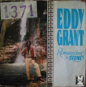 Antiguo Single Vinilo - Old Single Vinyl.- EDDY GRANT: ROMANCING THE STONE - MY TURN TO LOVE YOU.