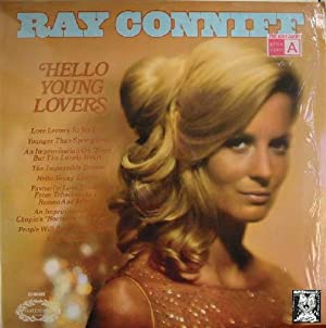 Antiguo vinilo - Old Vinyl .- RAY CONNIFF: HELLO YOUNG LOVERS.