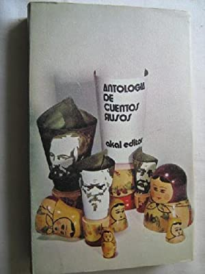 ANTOLOGÍA DE CUENTOS RUSOS: Sin autor