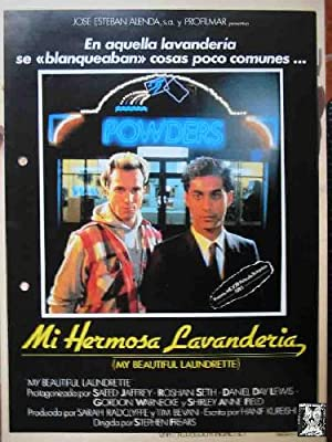 Guía de Cine: MI HERMOSA LAVANDERIA (My Beautiful Laundrette). Saeed Jaffrey, Roshan Seth, .dir. ...