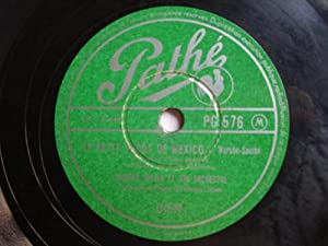 Antiguo Disco Pizarra - Old Slate Disc: Sin autor