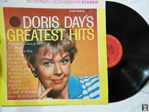 Antiguo Vinilo - Old Vinyl : DORIS DAY : GREATEST HITS