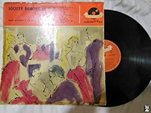 Antiguo Vinilo - Old Vinyl : MAX GREGER Y SU ORQUESTA : Society Dancing in Hi-Fi